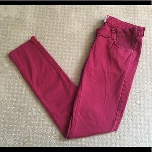 ASOS maternity skinny jeans